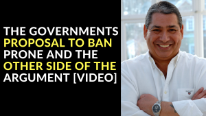 The Governments Propsal to Ban Prone and the Other Side of The Argument [Video]