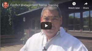 Conflict Management Trainer Training
