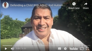 Defending a Child With ADHD And Autism Who Acted in Self Defence [Video]