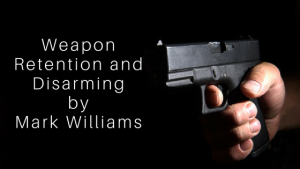 Weapon Retention and Disarming