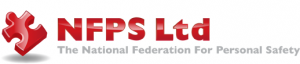 NFPS National Federation for Personal Safety Logo Banner