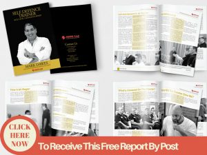 Self Defence Trainer Report Brochure