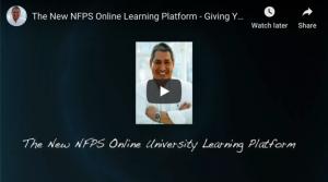 NFPS Online Learning Platform