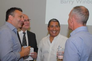 Peter Turner, Eric Baskind, Me