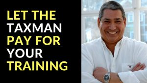 Let The Taxman Pay For Your Training