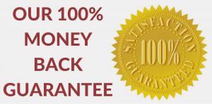 100 Percent GUARANTEE
