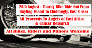 Motorbike ride out 25.8.18