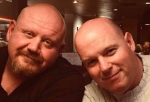 Alex and Rab