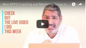 New NFPS Coaching and Mentoring Facebook Group