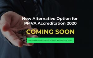 New Alternative Option for PMVA Accreditation