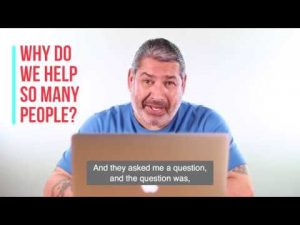 Why Do We Help So Many People [Video]