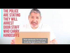 The Police Are Allegedly Threatening To Arrest if You Carry Handcuffs In Scotland [Video]