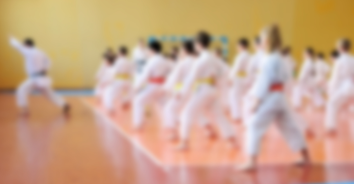 Martial Arts Kata