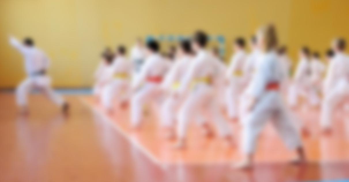Martial Arts Kata