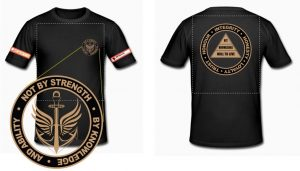 Self Defence Trainer Course T-Shirt