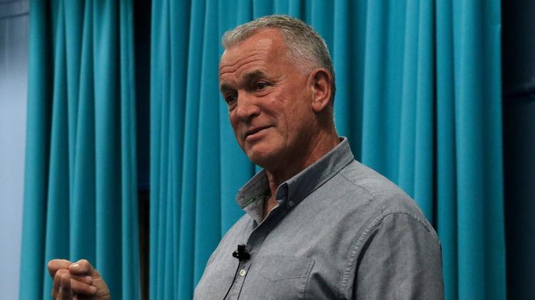 Richard 'Ginge' Johnson