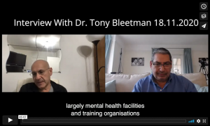 Interview with Tony Bleetman