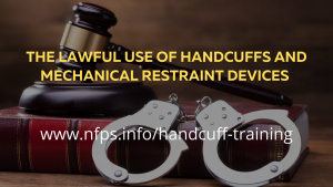 Handcuff Training