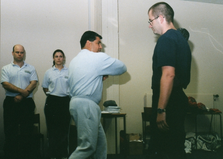 Teaching Self-Defence
