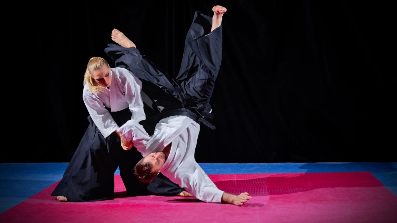 Self Defence Is Not The Same as Martial Arts