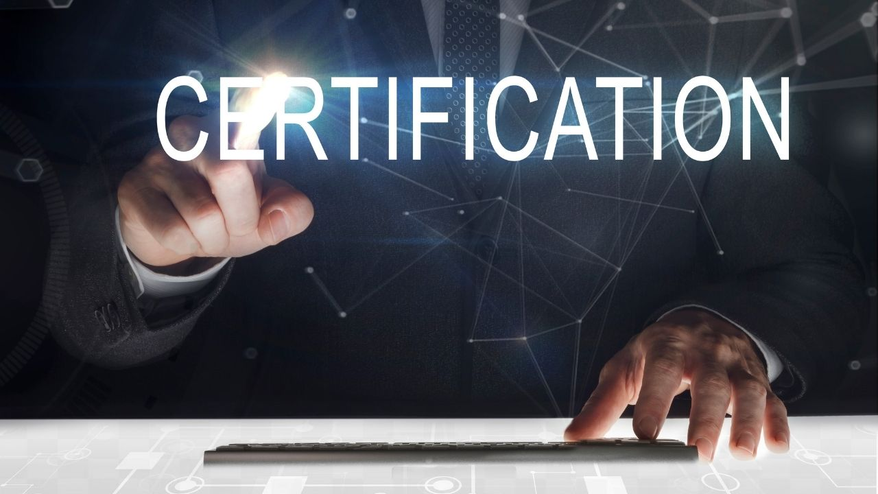 What About Certification