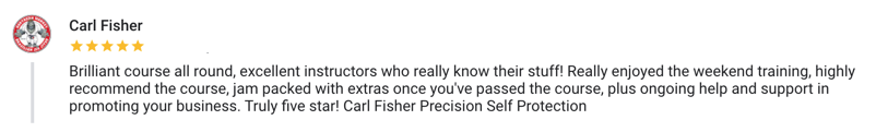 Carl Fisher Testimonial & Review